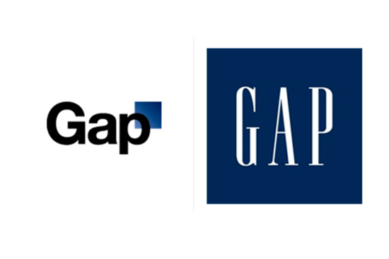 Logo Gap Rebrand
