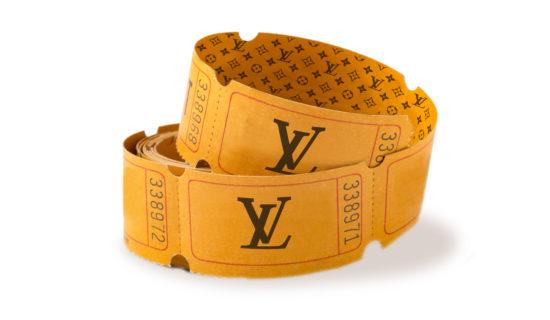 Biglietti cinema Louis Vuitton