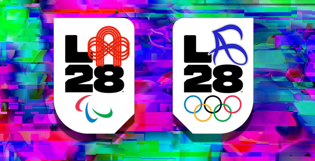 Logo Olimpiadi Los Angeles 2028